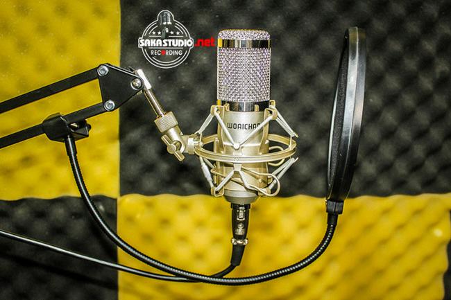 mic thu âm BM900